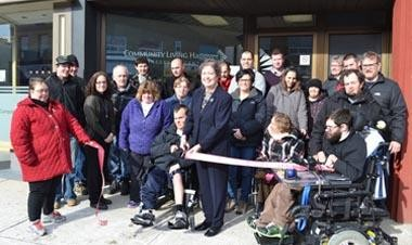 Community Living opens people up to Inclusion Centre in Hanover